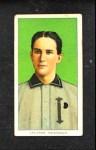 1909 T206  Paul Davidson  Front Thumbnail