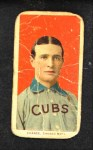 1909 T206 RED Frank Chance  Front Thumbnail