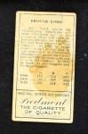 1911 T205  Bris Lord   Back Thumbnail