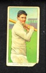 1909 T206  Josh Devore  Front Thumbnail