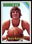 1975 Topps #145  Kevin Kunnert  Front Thumbnail