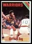 1975 Topps #185  Clifford Ray  Front Thumbnail