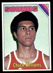 1975 Topps #315  Chuck Williams  Front Thumbnail