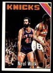 1975 Topps #19  Neal Walk  Front Thumbnail