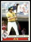 1979 Topps #507  Tony Armas  Front Thumbnail