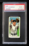 1909 T206  Kitty Bransfield  Front Thumbnail