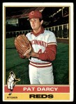 1976 Topps #538  Pat Darcy  Front Thumbnail