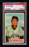 1954 Bowman #66 TED Ted Williams  Front Thumbnail