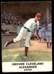1961 Golden Press #2  Grover Alexander  Front Thumbnail