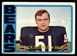 1972 Topps #170  Dick Butkus  Front Thumbnail
