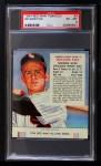 1954 Red Man #3 AL Nellie Fox  Front Thumbnail