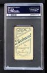 1909 T206 BAT Clark Griffith  Back Thumbnail