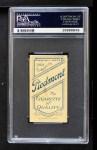 1909 T206 BAT Nap Lajoie  Back Thumbnail