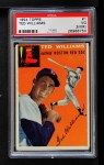1954 Topps #1  Ted Williams  Front Thumbnail