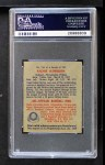 1949 Bowman #214  Richie Ashburn  Back Thumbnail