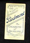 1909 T206  Bob Ganley  Back Thumbnail