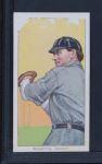 1909 T206 THR Ed Willett  Front Thumbnail