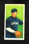 1909 T206  Bill Burns  Front Thumbnail