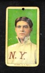 1909 T206  Jake Weimer  Front Thumbnail