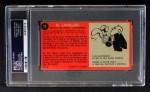 1964 Topps #13  Albert Langlois  Back Thumbnail