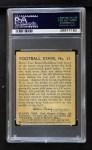 1935 National Chicle #27  Bull Tosi   Back Thumbnail