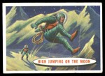 1957 Topps Target Moon #37   High Jumping on the Moon Front Thumbnail