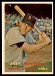 1957 Topps #303  Billy Goodman  Front Thumbnail