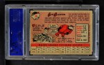 1958 Topps #46 YN Lou Sleater  Back Thumbnail