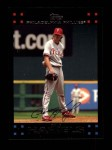2007 Topps #55  Cole Hamels  Front Thumbnail