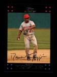 2007 Topps #123  Chone Figgins  Front Thumbnail