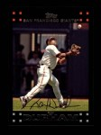 2007 Topps #132  Ray Durham  Front Thumbnail
