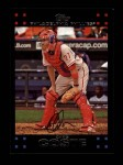 2007 Topps #217  Chris Coste  Front Thumbnail