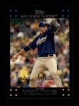 2007 Topps #379  Chris Young  Front Thumbnail