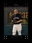 2007 Topps #415  Aaron Cook  Front Thumbnail