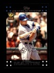 2007 Topps #463  Russell Martin  Front Thumbnail