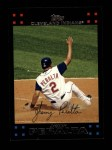 2007 Topps #465  Jhonny Peralta  Front Thumbnail