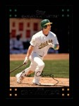 2007 Topps #487  Eric Chavez  Front Thumbnail