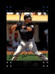 2007 Topps #488  Vernon Wells  Front Thumbnail