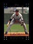 2007 Topps #499  Aaron Boone  Front Thumbnail