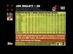 2007 Topps #583  Joe Inglett  Back Thumbnail