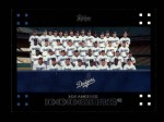 2007 Topps #603   Los Angeles Dodgers Front Thumbnail