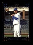 2007 Topps #645  Angel Sanchez  Front Thumbnail