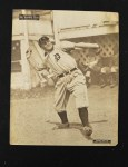 1910 M101-2 Sporting News Supplements   -  George Mullin 2/24/ Front Thumbnail