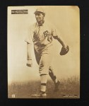 1911 M101-2 Sporting News Supplements   -  George Stovall 12/28/ Front Thumbnail