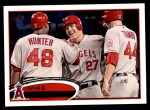 2012 Topps #446  Mike Trout  Front Thumbnail
