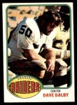 1976 Topps #112  Dave Dalby   Front Thumbnail