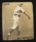 1910 M101-2 Sporting News Supplements   -  Leonard Cole 11/10/ Front Thumbnail