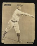 1911 M101-2 Sporting News Supplements   -  Robert Byrnes 1/26/ Front Thumbnail