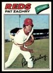 1977 Topps #86  Pat Zachry  Front Thumbnail