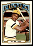 1972 Topps #575  Al Oliver  Front Thumbnail